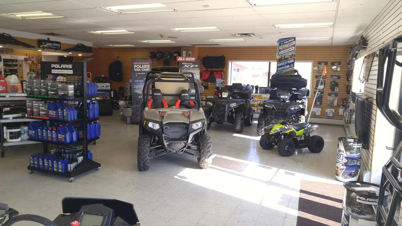 Mark's Outdoor Sports North Showroom